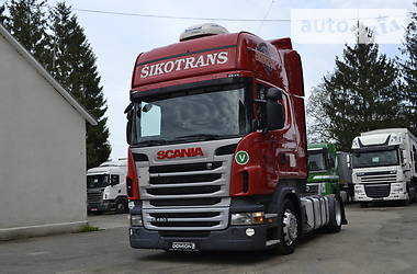Scania R 480 2011 в Хусте