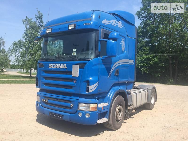 Scania R 500 2009 в Ужгороде