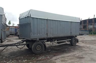 Schmitz Cargobull AWF 18 2002 в Полтаве
