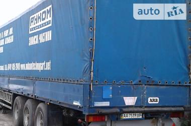 Бортовой полуприцеп Schmitz Cargobull BPW 1996 в Киеве