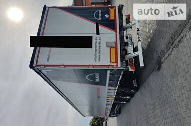 Schmitz Cargobull Cargobull 2014 в Луцке