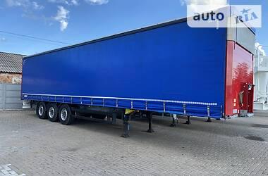 Тентованный борт (штора) - полуприцеп Schmitz Cargobull Cargobull 2013 в Виннице