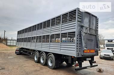 Для перевозки животных - полуприцеп Schmitz Cargobull НС 2010 в Болграде