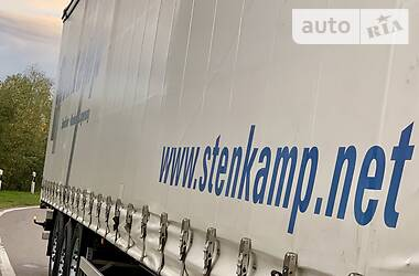 Schmitz Cargobull S01 2007 в Бродах