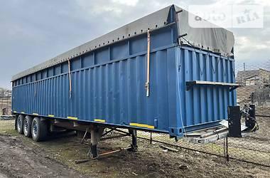 Зерновоз - полуприцеп Schmitz Cargobull S01 2005 в Томашполе