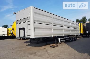 Зерновоз - полуприцеп Schmitz Cargobull S01 2002 в Черкассах