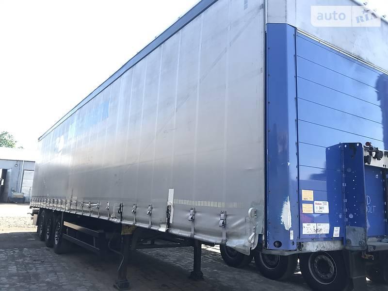 Schmitz Cargobull SAF Lift PalettenKasten