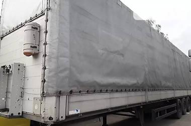 Тентованный борт (штора) - полуприцеп Schmitz Cargobull SAF 2007 в Ровно