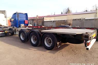 Schmitz Cargobull SCF 2005 в Одессе