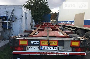 Schmitz Cargobull SCF 2012 в Днепре