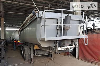 Самосвал полуприцеп Schmitz Cargobull SKI 2007 в Черкассах