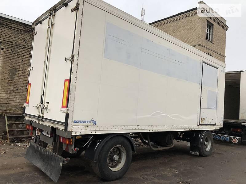 Schmitz Cargobull SKO 24 2000 в Краматорске