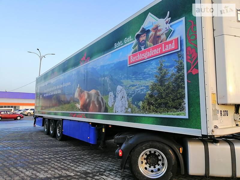 Schmitz Cargobull SKO 24 2011 в Черновцах