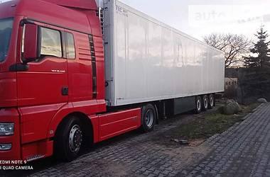 Рефрижератор полуприцеп Schmitz Cargobull SKO 24 2002 в Житомире