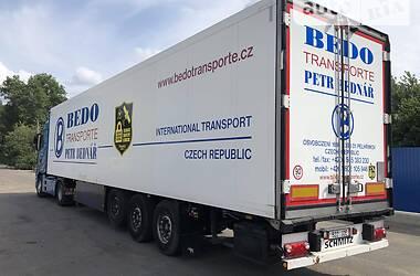 Рефрижератор напівпричіп Schmitz Cargobull SKO 24 2008 в Ковелі