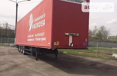 Schmitz Cargobull SKO 2002 в Ивано-Франковске