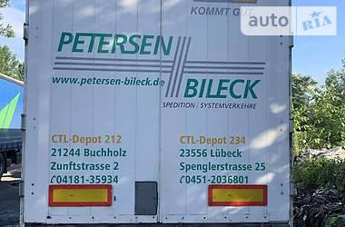 Фургон полуприцеп Schmitz Cargobull SKO 2009 в Львове