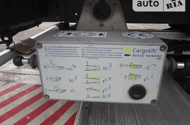 Тентований борт (штора) - напівпричіп Schmitz Cargobull SO1 2012 в Житомирі