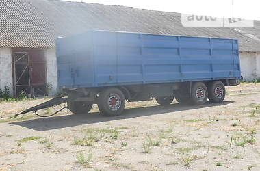 Schmitz Cargobull SPR 2001 в Акимовке