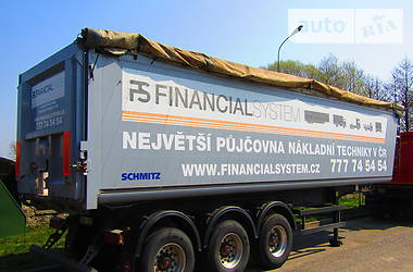 Schmitz Cargobull 2011 в Львові