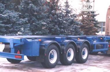 Schwarzmuller BPW 2000 в Одессе