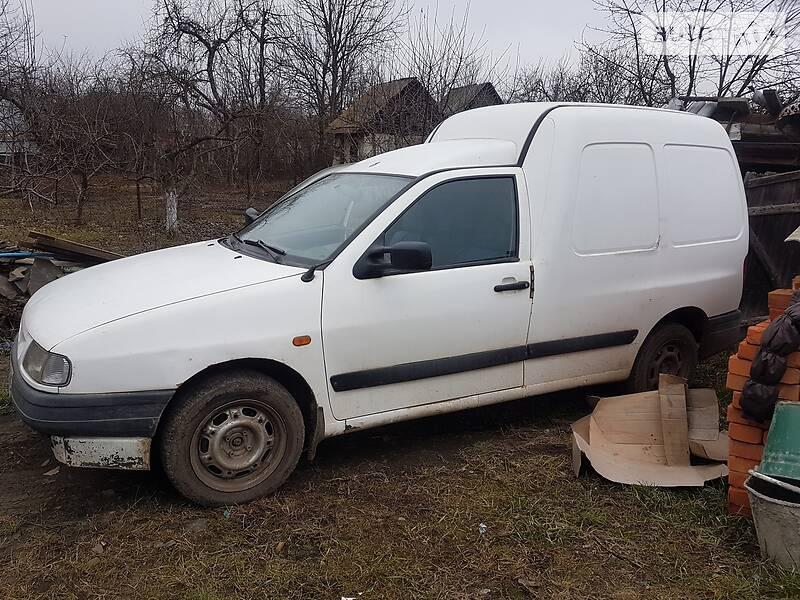 SEAT Inca 2000 в Виннице