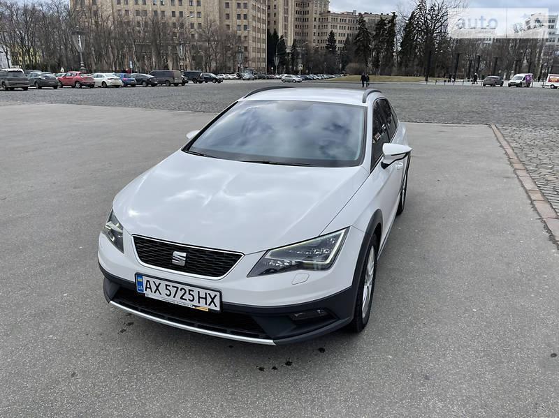 Унiверсал SEAT Leon 2015 в Харкові
