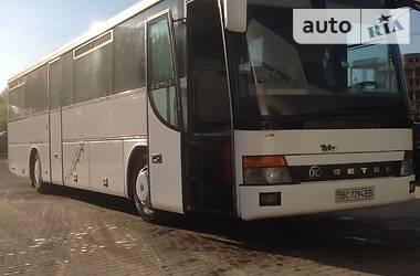 Setra 315 GT-HD 1998 в Львове