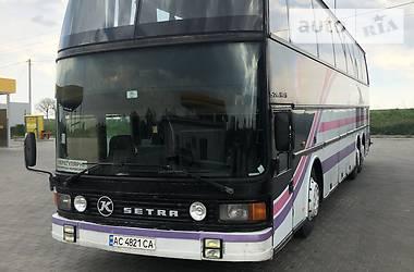 Setra S 216 1998 в Луцке