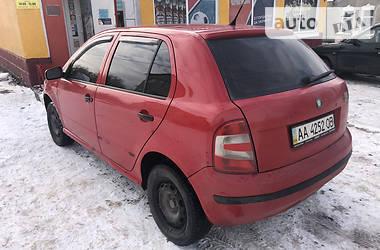 Skoda Fabia 2006 в Кропивницком