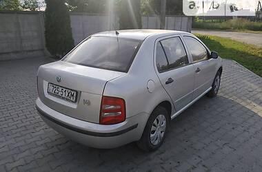 Седан Skoda Fabia 2003 в Дунаївцях
