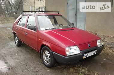 Skoda Favorit 1992 в Ужгороде