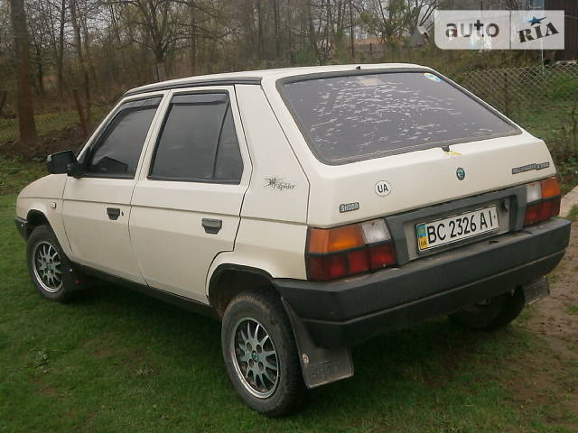 Skoda Favorit 1991 в Новояворовске