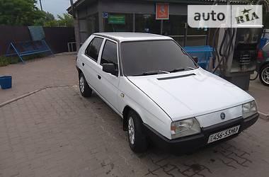 Skoda Favorit 1993 в Черновцах