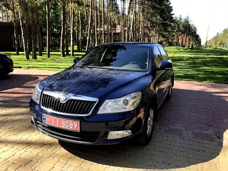 Skoda Octavia A5 2013 в Киеве