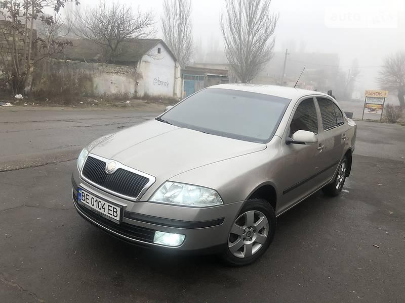 Skoda Octavia A5 2006 в Николаеве