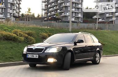 Универсал Skoda Octavia A5 2011 в Львове