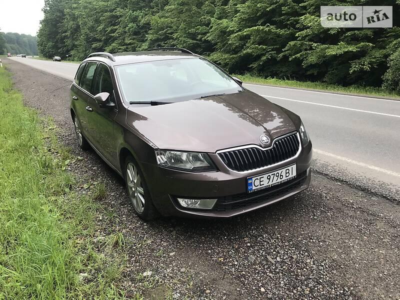 Skoda Octavia A7 2014 в Черновцах