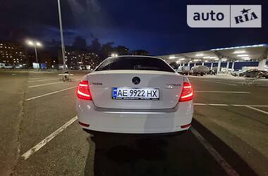 Лифтбек Skoda Octavia A7 2017 в Киеве