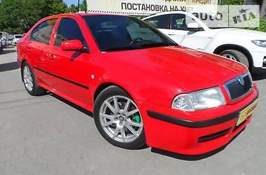 Skoda Octavia RS 2008 в Днепре