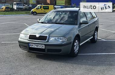 Skoda Octavia Tour 2001 в Житомире