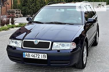 Универсал Skoda Octavia Tour 2003 в Виннице