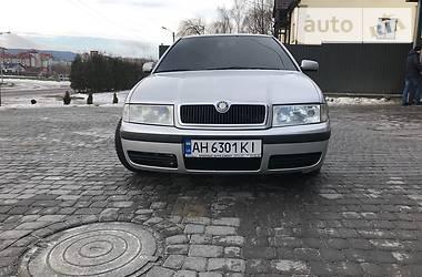 Skoda Octavia 2001 в Дрогобыче