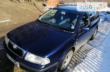 Skoda Octavia 2001 в Черновцах