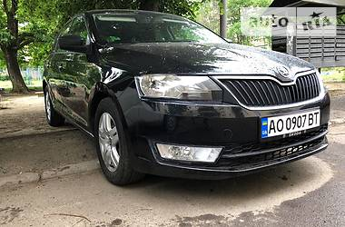 Skoda Rapid 2016 в Ужгороде