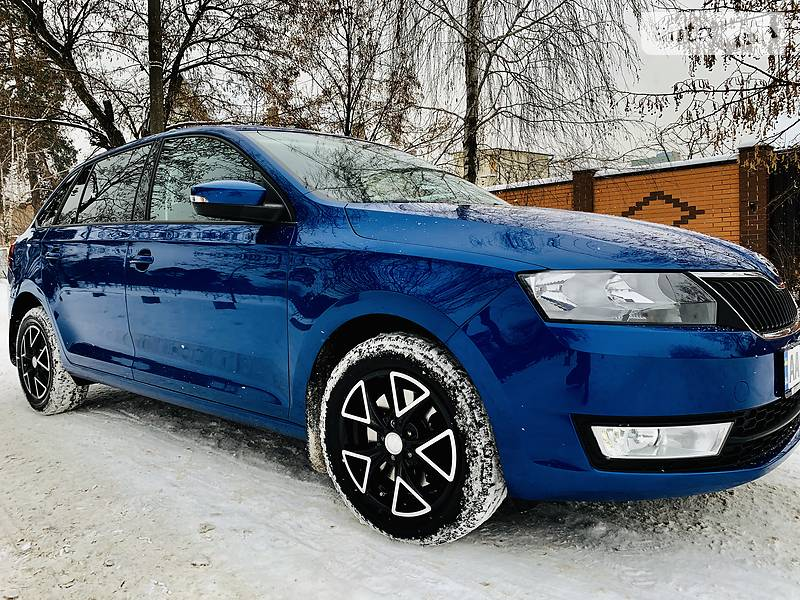 Skoda Spaceback   1.6 TOP+SPACEBACK