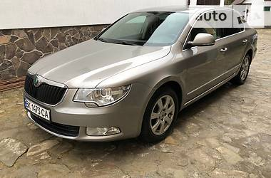 Skoda Superb 2.0 TDI 125kw 2011