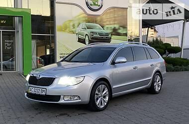 Skoda Superb 2012 в Луцьку