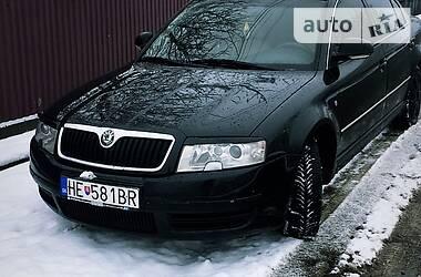 Skoda Superb 2003 в Иршаве