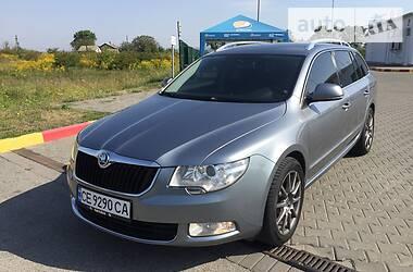 Skoda Superb 2011 в Черновцах